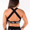 SPORTS BRA ESSENTIAL BLACK UBKN - Great I Am