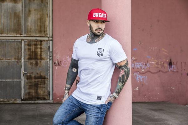 Bino Rodrigues – O homem por detrás das tatuagens! - Great I Am