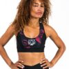 SPORTS BRA OLD ROSES GREAT I AM