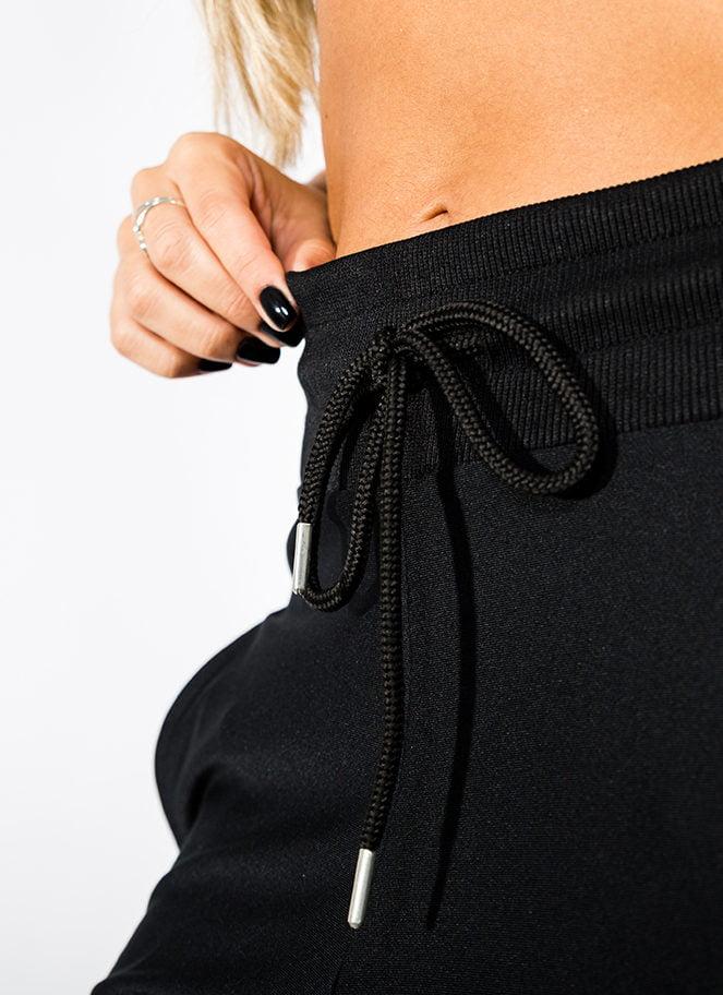 TRAINING PANTS BASIC BLACK GREAT I AM - Great I Am