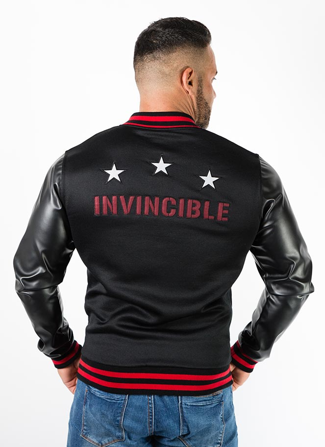 BOMBER JACKET INVINCIBLE STARS