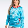 HOODIE TIGER CYAN - Great I Am