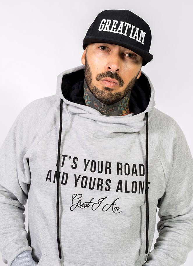 HOODIE YOUR ROAD MIX