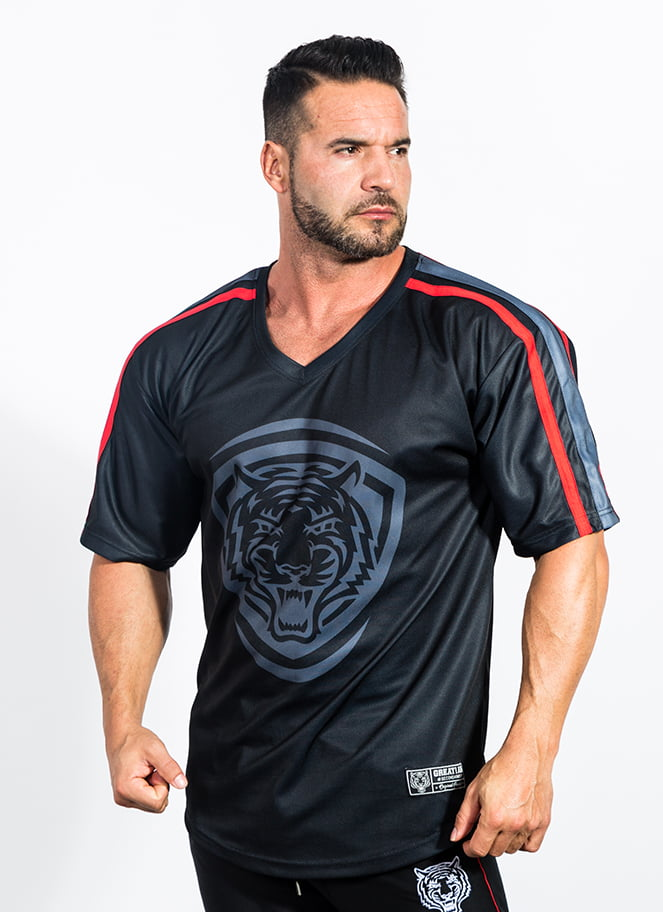 AMERICAN JERSEY INVINCIBLE TIGER