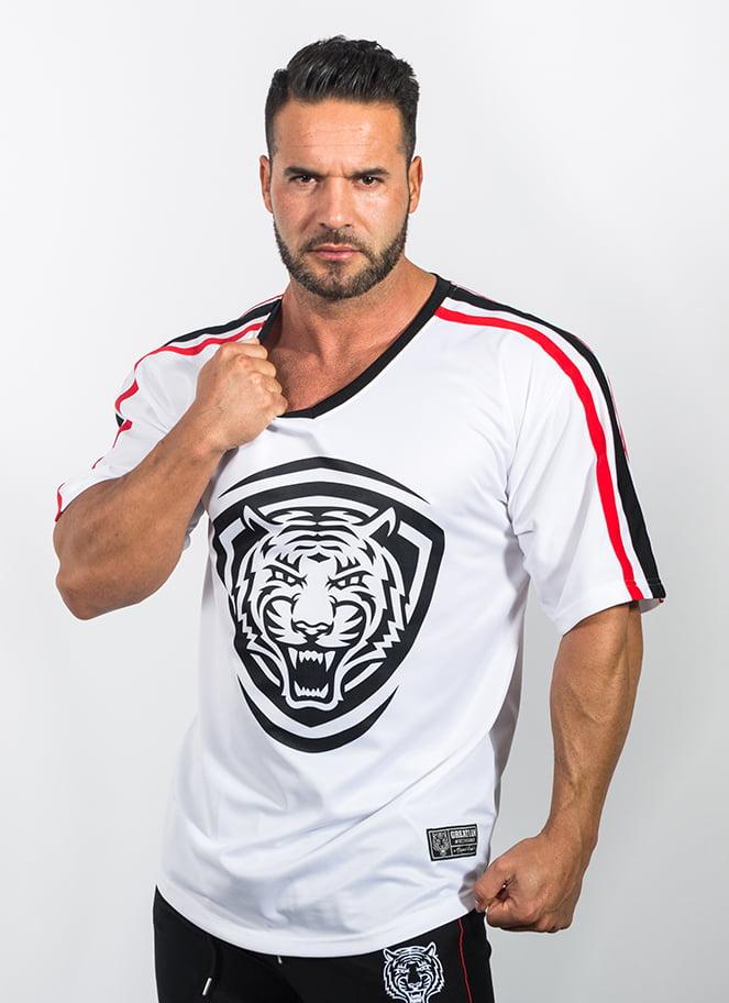 AMERICAN JERSEY WHITE TIGER