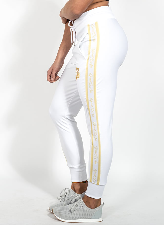 PANTS WHITE GOLD