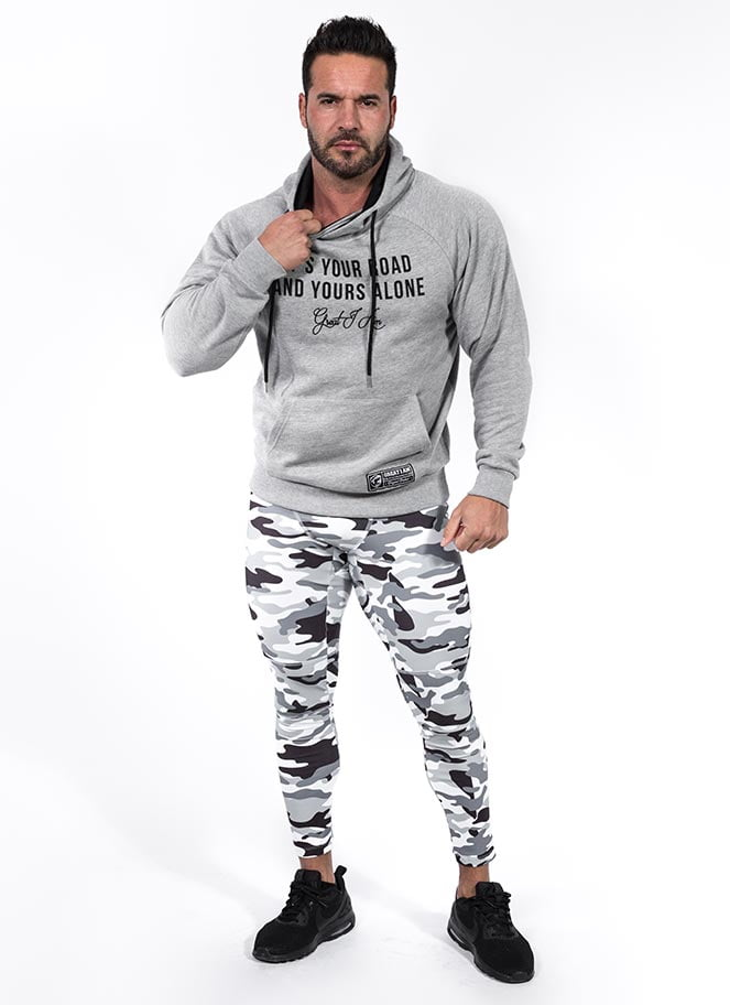 OUTFIT GREY CAMO - Great I Am