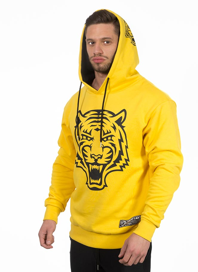 HOODIE TIGER MAN - Great I Am