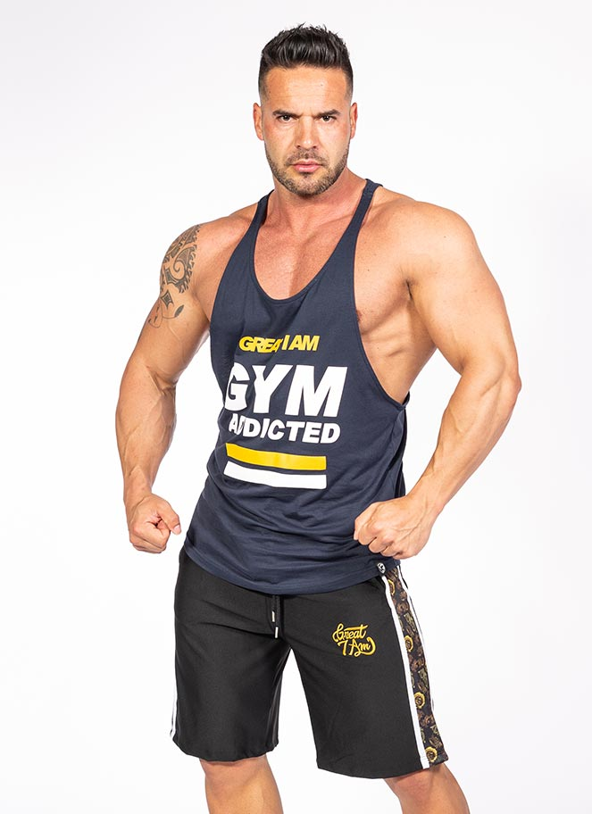 OUTFIT GYM ADDICTED - Great I Am