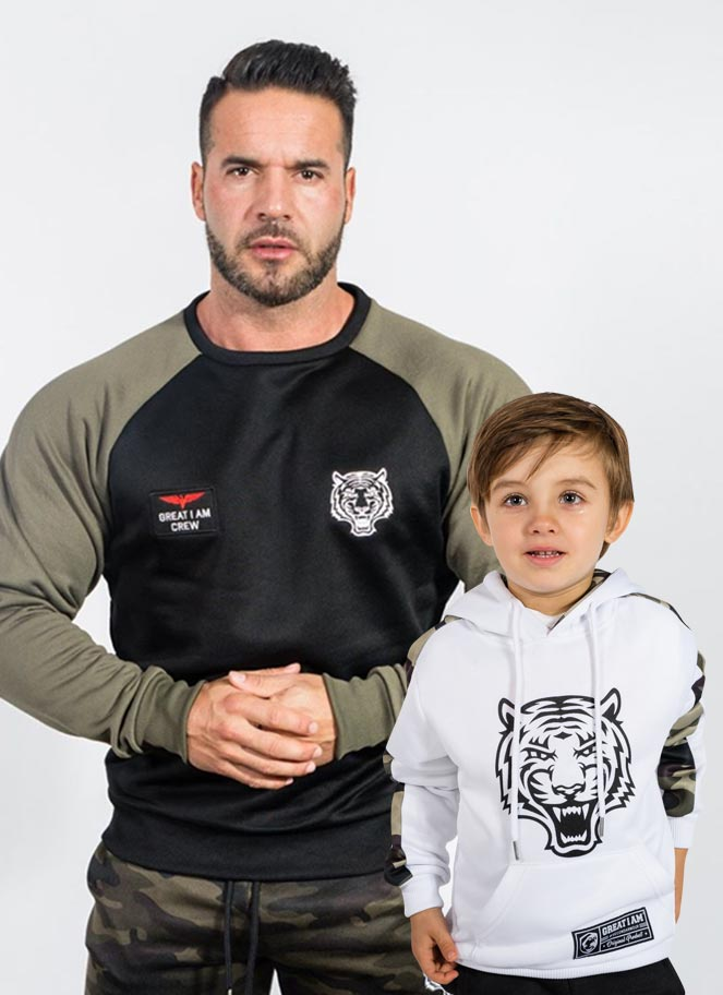 pack invincible father and son