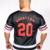 AMERICAN JERSEY GIA 20 BLACK - Great I Am