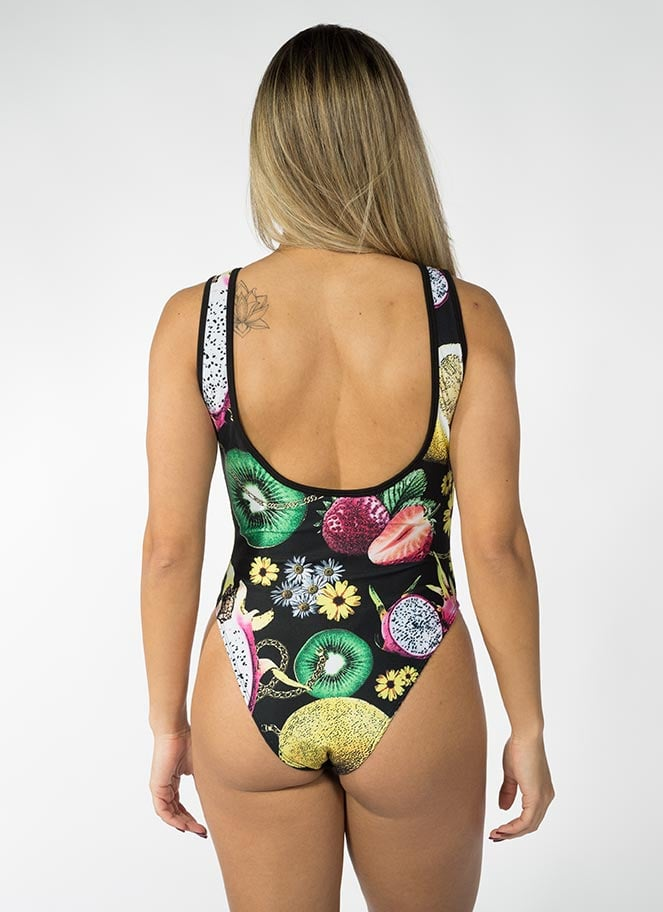 SWIMSUIT TROPICAL FRUITS - Great I Am