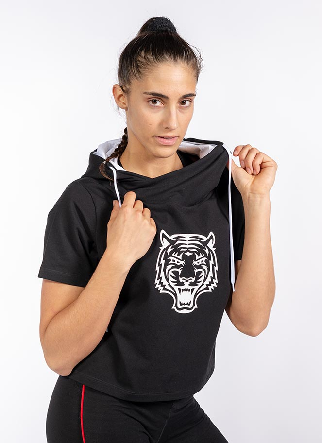 OUTFIT LOGO BLACK - Great I Am