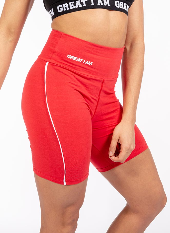 OUTFIT BASIC RED - Great I Am