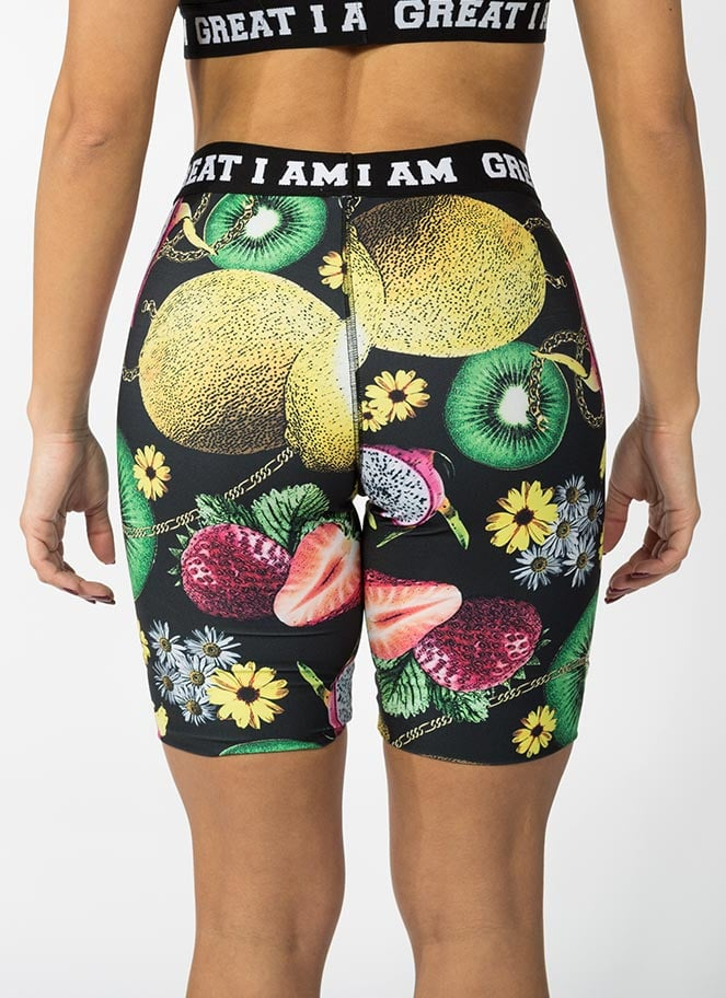 MALLA CORTA TROPICAL FRUITS - Great I Am