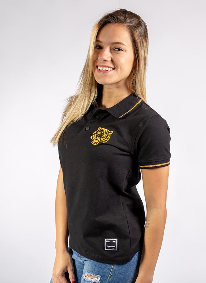 POLO GOLDEN LOGO WOMAN - Great I Am