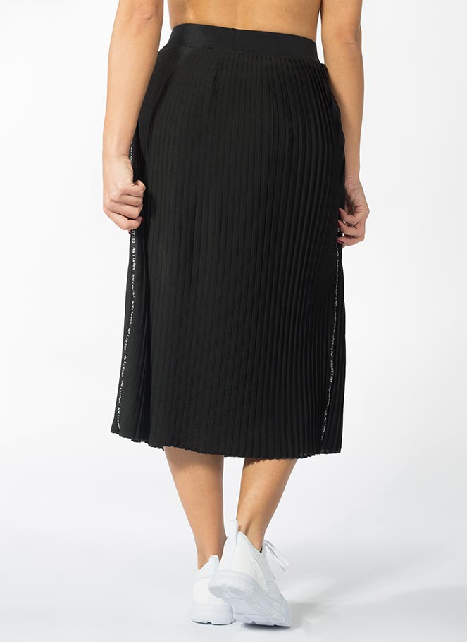 PLEATED SKIRT ACTIVE BLACK - Great I Am