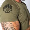 T-SHIRT INSIGNIA ARMY - Great I Am