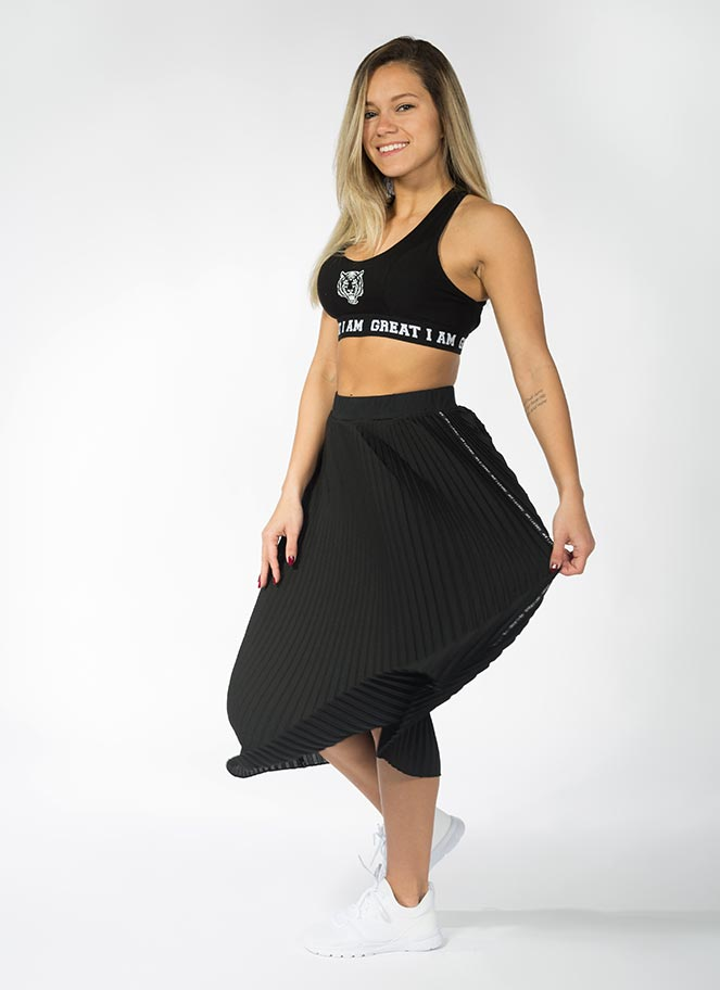 OUTFIT SPORTS BRA + SKIRT - Great I Am
