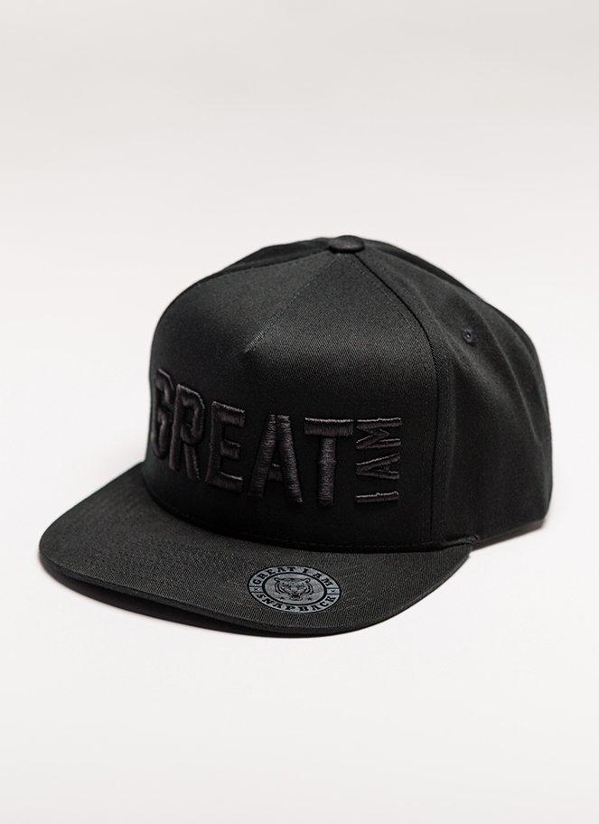 Snapback Great I Am Black on Black - Great I Am