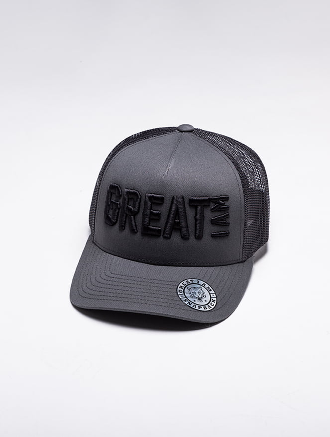 Trucker Great I Am Carbon - Great I Am