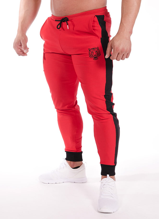 PANTS RED RUBY - Great I Am