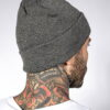 BEANIE LABEL CARBON - Great I Am