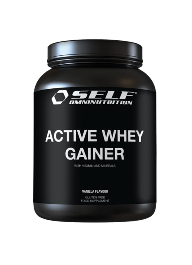 Active Whey Gainer (2kg) | SELF - Great I Am