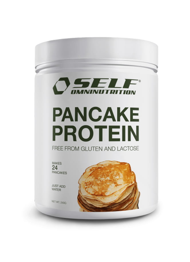 Pancake Protein (240gr) | SELF - Great I Am