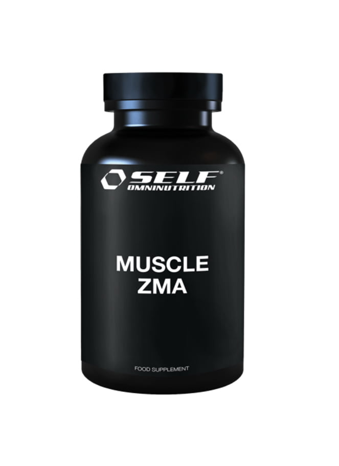 Muscle Zma (120 comp) | SELF - Great I Am