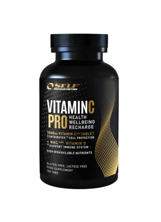 VITAMIN C PRO (100 Comp.) | SELF - Great I Am