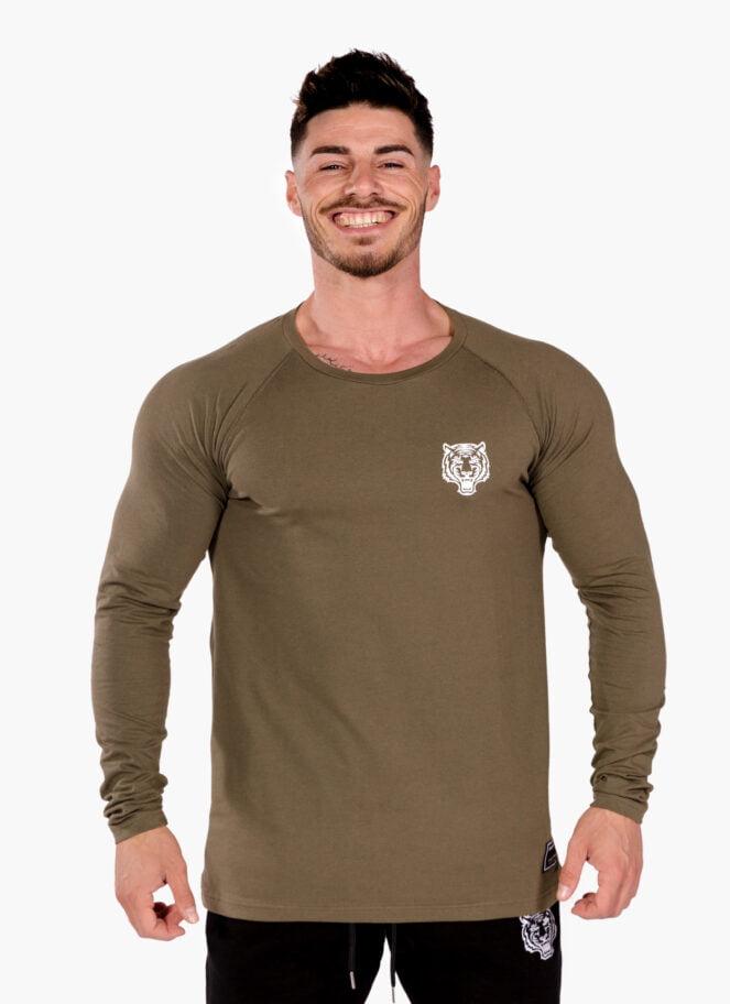 LONGSLEEVE TIGER ARMY - Great I Am