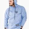 OVERSIZED HOODIE BLUE SKY - Great I Am