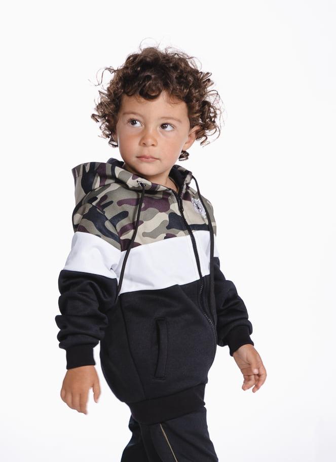 CASACO CAMO STRIKE KID - Great I Am
