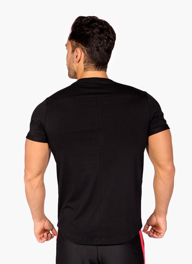 T-SHIRT CLASSIC BLACK - Great I Am