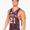 BASKETBALL JERSEY ALL-STAR ATHLETE BLACK - Great I Am