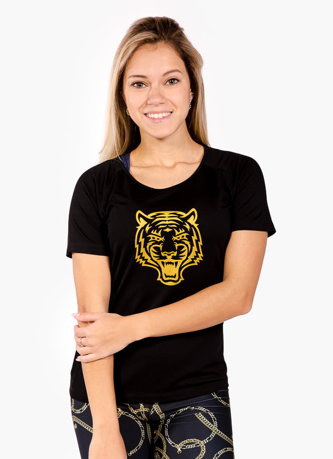 TRAINING T-SHIRT GOLDEN TIGER - Great I Am