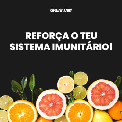 alimentos que reforçam sistema imunitário