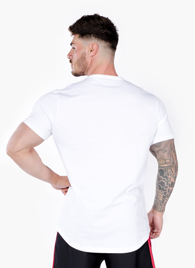 T-SHIRT WHITE SAVAGE - Great I Am