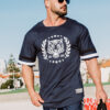 AMERICAN JERSEY HEAVY WEIGHT NAVY - Great I Am