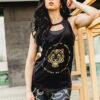 CAVEADA GOLD ON BLACK - Great I Am