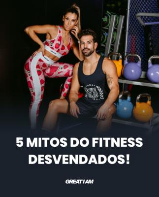 Mitos do Fitness