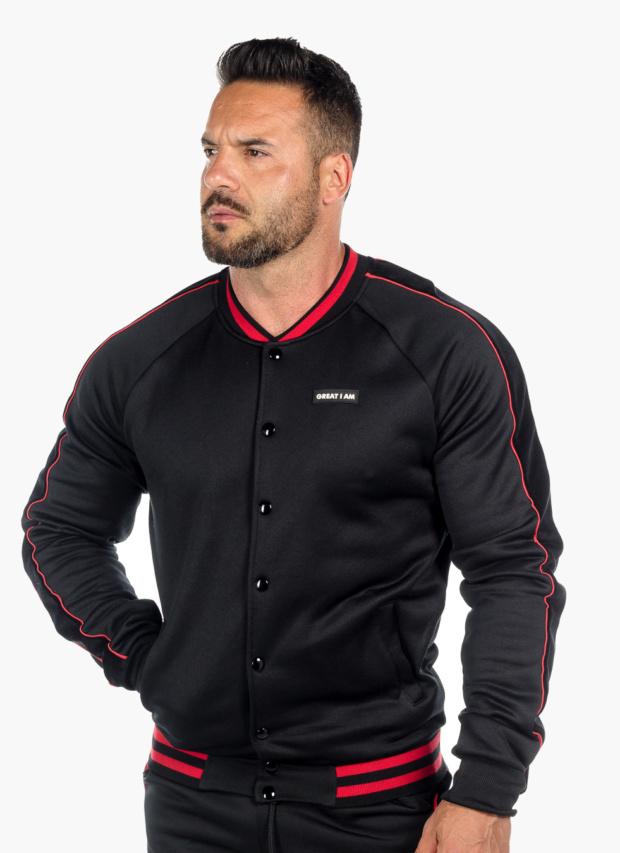 bomber jacket great i am