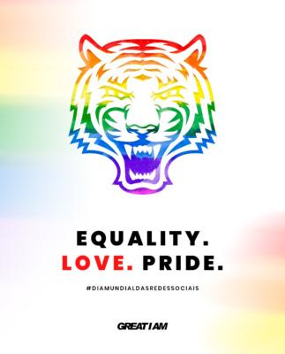 Mês do Orgulho LGBTQIA+ - Great I Am